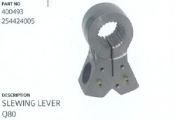 Slewing Lever