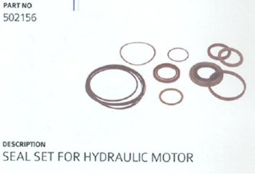 Seal Set For Hydraulic Motor